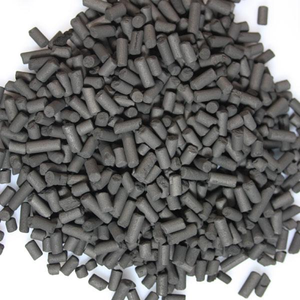 Aktiv-Kohle in PVC-Flasche Maxhit