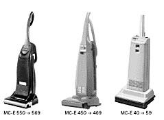Staubsaugerbeutel passend für Panasonic MC E 971 MC E 973 Staubtüten Beutel